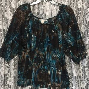 Claudia Richard Blouse